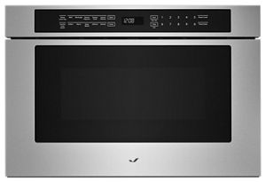 "JennairStainless Steel 24"" Under Counter Microwave Oven With Drawer Design"
