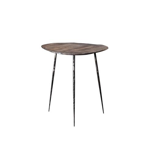 Bengal Manor Guitar Pick End Table