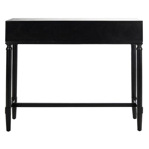 Safavieh - Aliyah 2 Drawer Console Table - Black
