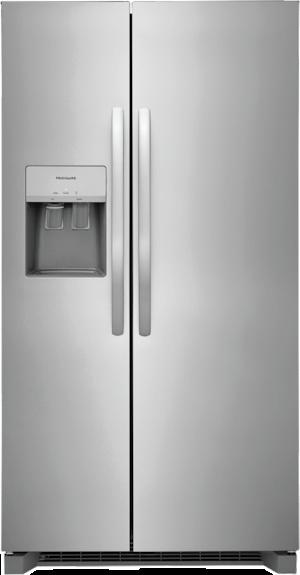 25.6 Cu. Ft. 36'' Standard Depth Side by Side Refrigerator