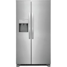 See Details - Frigidaire 25.6 Cu. Ft. 36'' Standard Depth Side by Side Refrigerator