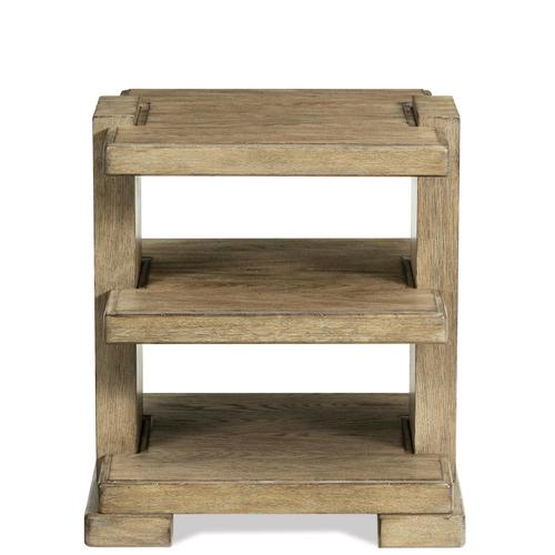 Milton Park - Square Side Table - Primitive Silk Finish