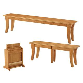 See Details - Gibson Bench