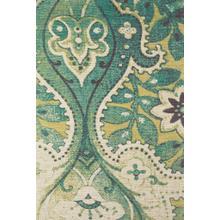 CORONADO 0522F IN TEAL/GREEN 5' x 8'