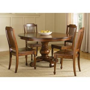 Liberty Furniture Industries - Round Pedestal Table Base
