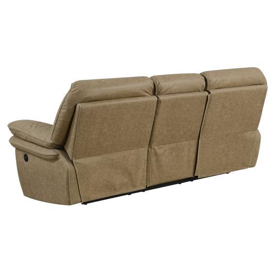 Emerald Home Allyn Power Sofa Desert Sand U7127-18-15