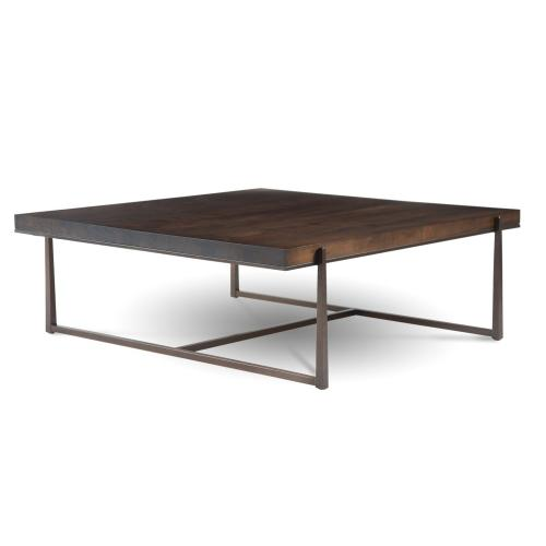 "Cooper 54"" Square Cocktail Table"