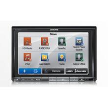 8-Inch Audio/Video/Navigation System