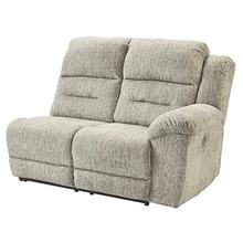 Family Den Right-arm Facing Power Reclining Loveseat