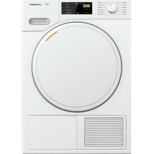 MieleTWB120WP - T1 Classic heat-pump tumble dryer With FragranceDos for laundry that smells great.