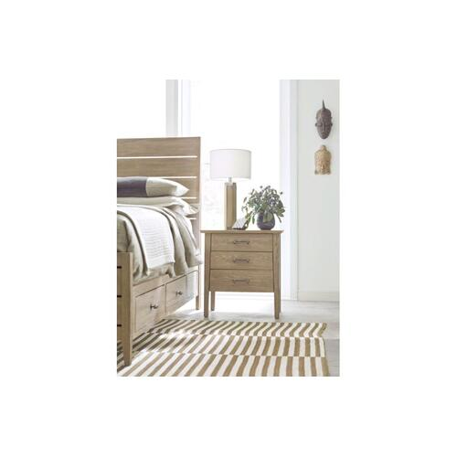 Boulder Medium Nightstand