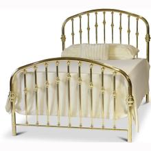 View Product - 112 Halcyon Brass Bed
