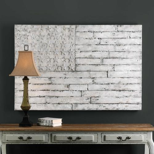 Product Image - Blanco Hand Painted Canvas