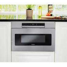 24 in. 1.2 cu. ft. 950W Sharp Stainless Steel Microwave Drawer Oven **OPEN BOX ITEM** West Des Moines Location