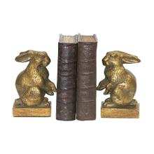 A-PAIR BABY RABBIT BOOKENDS#93