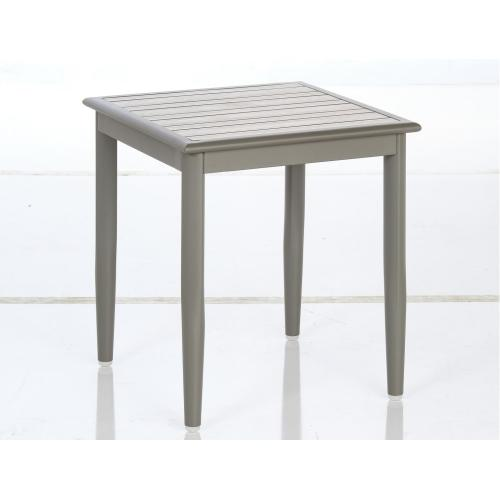 "Sofia 19"" Square Side Table"
