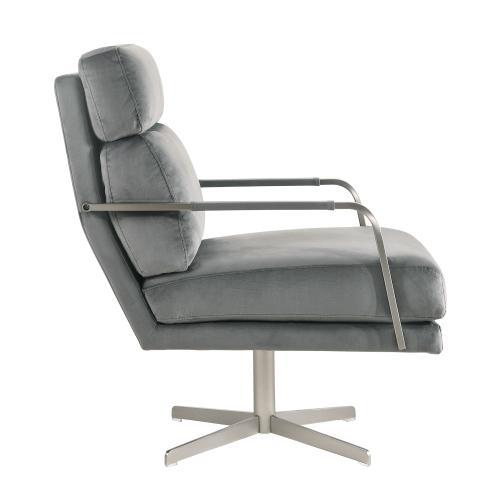Gallery - Kota Mid-Century Swivel Accent Chair