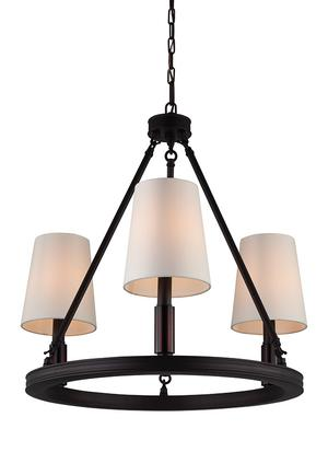 Lismore Small Chandelier Oil Rubbed Bronze Product Image