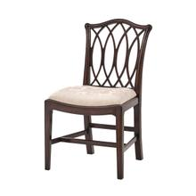 See Details - The Trellis Dining Chair