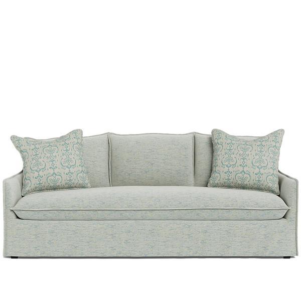 See Details - Siesta Key Slipcover Sofa OD - Special Order
