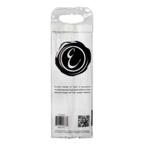 Epicureanist Wine Bottle Bubble Bag (Set of 2)