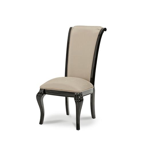 Black Onyx Side Chair