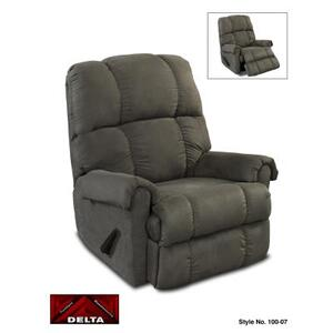 Delta Furniture Manufacturing - 100-01 Recliner