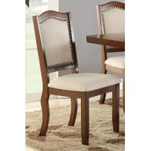 Cara Dining Chair, Wooden-framed
