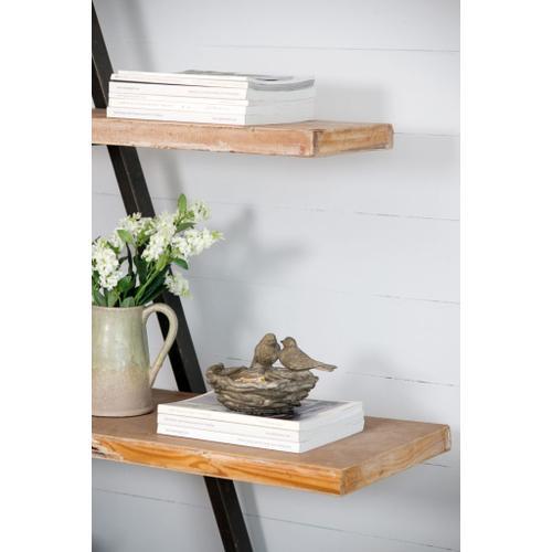 A & B Home - Ramsden Tripod Book Shelf