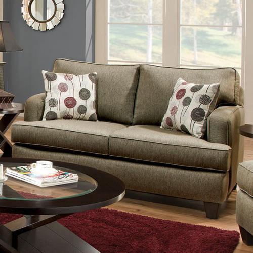 Furniture of America - Arman Love Seat