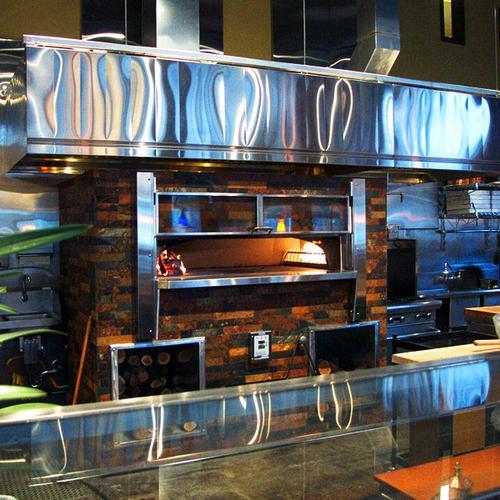 Woodstone - Fire Deck 8645