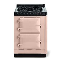 """See Details - AGA Classic 24"""" Dual Fuel Module, Blush"""