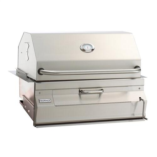 """30"""" Built-In Charcoal Grill"""