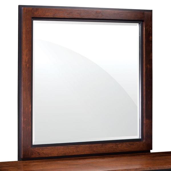 See Details - Frisco Dresser Mirror, 41'w x 40'h
