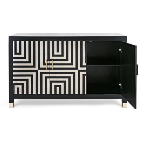 Winston 3-Door Cabinet