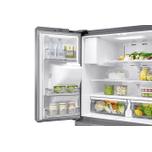 Samsung Appliances 28 cu. ft. 4-Door French Door Refrigerator with FlexZone™ Drawer in Stainless Steel