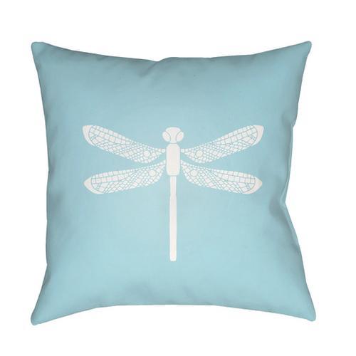 "Dragonfly LIL-025 18"" x 18"""