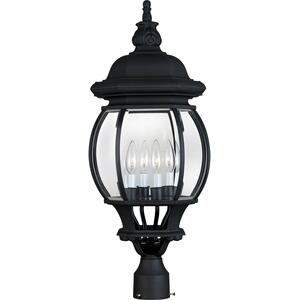 Crown Hill 4-Light Outdoor Pole/Post Lantern