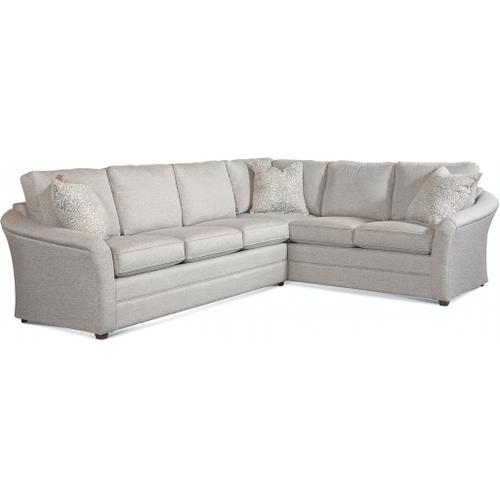 Braxton Culler Inc - Wexler Two-Piece Corner Sectional