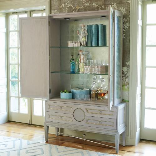 Collectors Cabinet-Grey