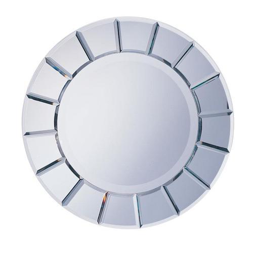 Coaster - Round Sun-Shape Mirror