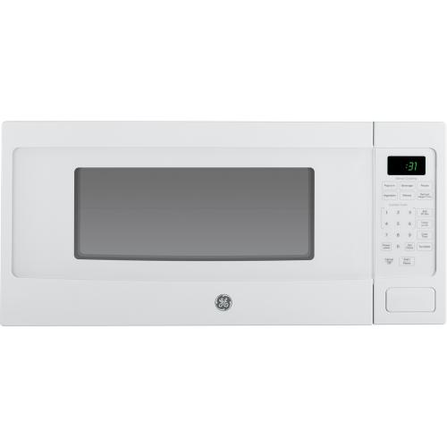 GE Profile 1.1 Cu. Ft. Microwave White PEM10WFC