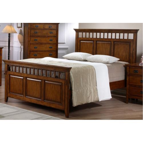 King Bed Frame - Tremont