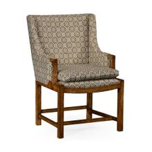 Coniger Grey Fruitwood Occasional Chair