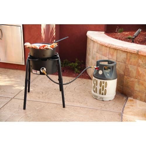 Cooker with Legs - 60K BTU