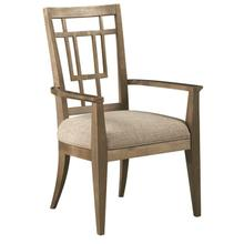 Woodwright Rohe Arm Chair