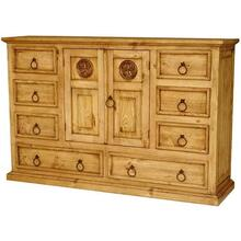 Mansion Dresser W/ Star