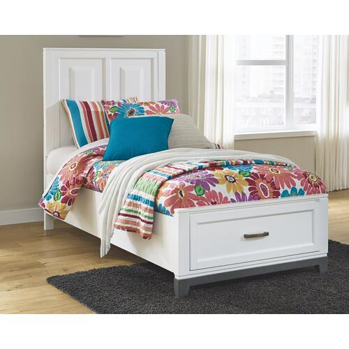 Brynburg Twin Panel Bed
