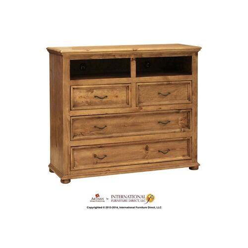 Left Nightstand w/Door, 1 Drawer