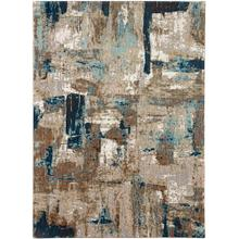"Elements Envision Aquamarine 18""x18"" Sample"